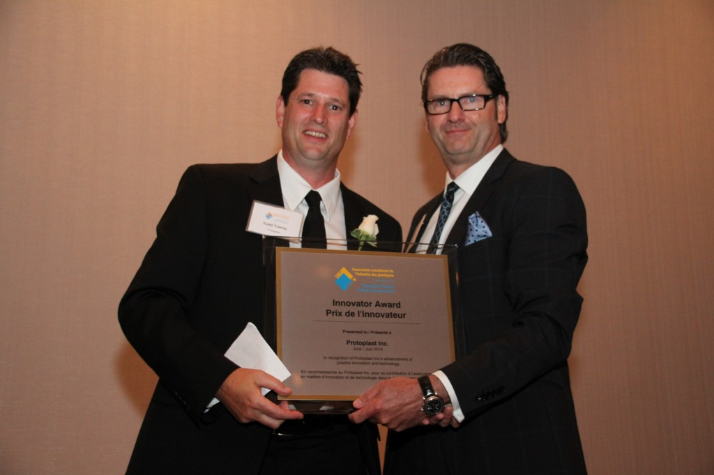 2015 Plastics Industry Leadership Award Winners