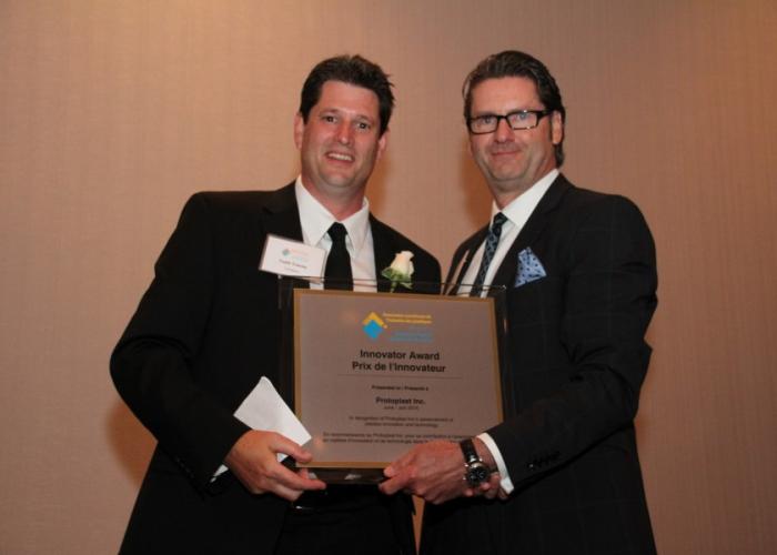 2015 Plastics Industry Leadership Award Winners