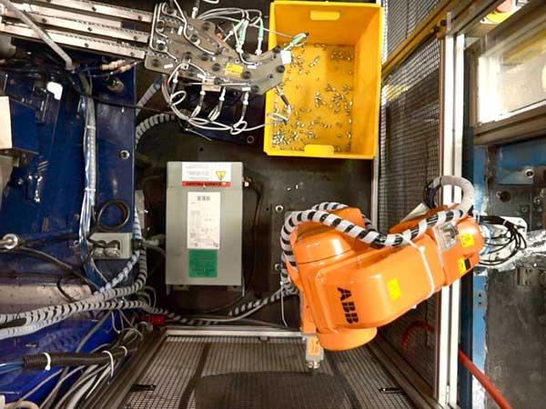 Protoplast's New Robotic Cell